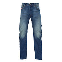 Buy Diesel Bravefort 811L Loose Tapered Jeans Online at johnlewis.com