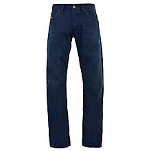 Buy Diesel Larkee 810J Straight Leg Jeans Online at johnlewis.com