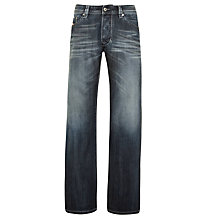 Buy Diesel Larkee 885K Straight Leg Jeans Online at johnlewis.com