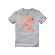 Buy Hilfiger Denim Flava T-Shirt Online at johnlewis.com