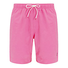 Buy Lyle & Scott Lido Plain Swim Shorts Online at johnlewis.com