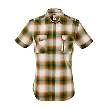 Buy Diesel Studder Short Sleeve Check Shirt Online at johnlewis.com