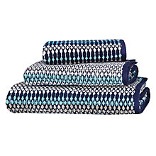 Buy Harlequin Array Stripe Towels Online at johnlewis.com