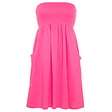 Buy John Lewis Bandeau Beach Dress Online at johnlewis.com