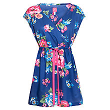 Buy Joules Tayla Posy Kaftan, Multi Online at johnlewis.com