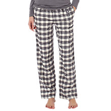 Buy DKNY Checked Pyjama Bottoms Online at johnlewis.com