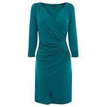 Buy Coast Kelly Jersey Dress, Jade Online at johnlewis.com