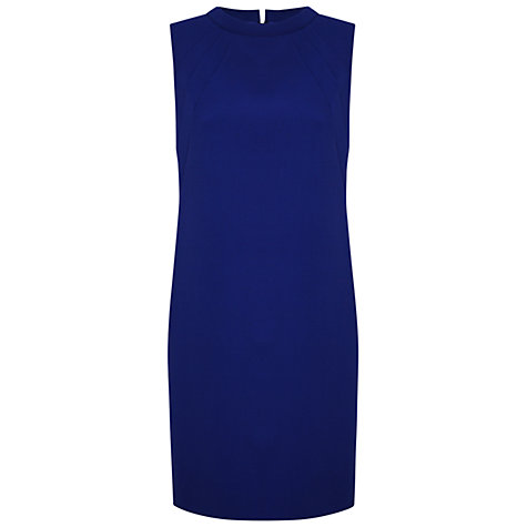 Buy Kaliko A-Line Tunic Dress, Bright Blue Online at johnlewis.com