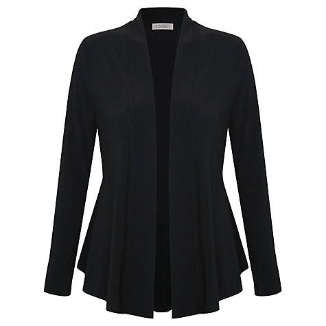 Buy Kaliko Jersey Cardigan, Black Online at johnlewis.com