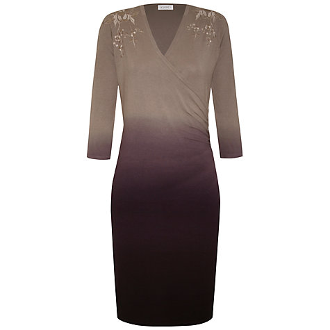 Buy Kaliko Embroidered Dress, Multi Online at johnlewis.com