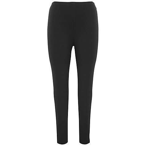 Buy Kaliko Essential Leggings, Dark Charcoal Online at johnlewis.com