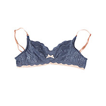 Buy Elle Macpherson Intimates Cloud Swing Maternity Bra, Grey/Pink Online at johnlewis.com