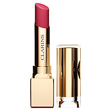 Buy Clarins Rouge Eclat Lipstick Online at johnlewis.com