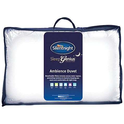 Buy Silentnight Ambience Duvets, 13.5 Tog Online at johnlewis.com
