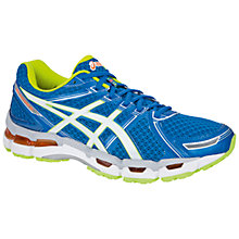 Buy Asics Gel-Kayano 19 Men's Running Shoes, Blue Online at johnlewis.com