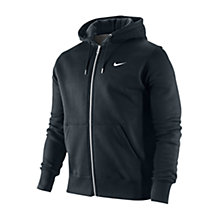 Buy Nike Zip Through Fleece Hoodie Online at johnlewis.com