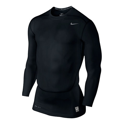 Buy Nike Compression Long Sleeve Top Online at johnlewis.com