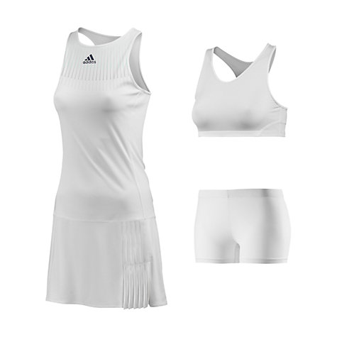 Buy Adidas Women's AdiPure Dress Online at johnlewis.com
