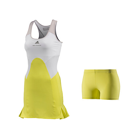 Buy Adidas by Stella McCartney Barricade Tennis Dress Online at johnlewis.com