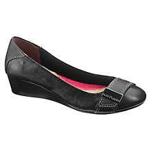 Buy Hush Puppies Candid Pump Shoes Online at johnlewis.com