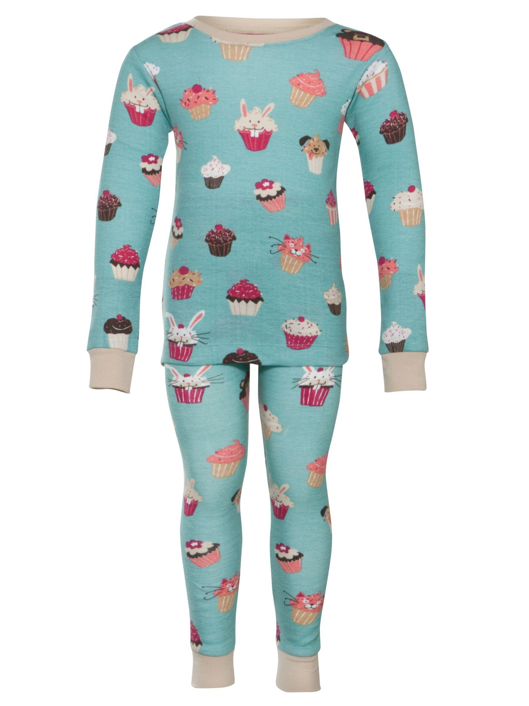Hatley Cupcake Pyjamas, Blue