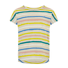 Buy Kin by John Lewis Striped Jersey Top, Multi Online at johnlewis.com