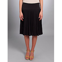 Buy Betty Barclay Pleated Skirt, Black Online at johnlewis.com