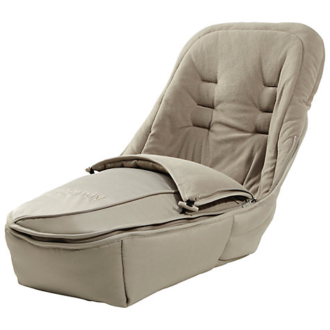 Buy iCandy Apple 2/Pear 2 Luxury Footmuff Online at johnlewis.com