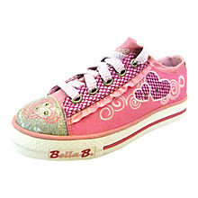 Buy Skechers Bella Ballerina Auditions Trainers, Pink Online at johnlewis.com