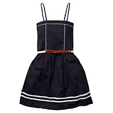 Buy Tommy Hilfiger Faye Dress, Navy Online at johnlewis.com