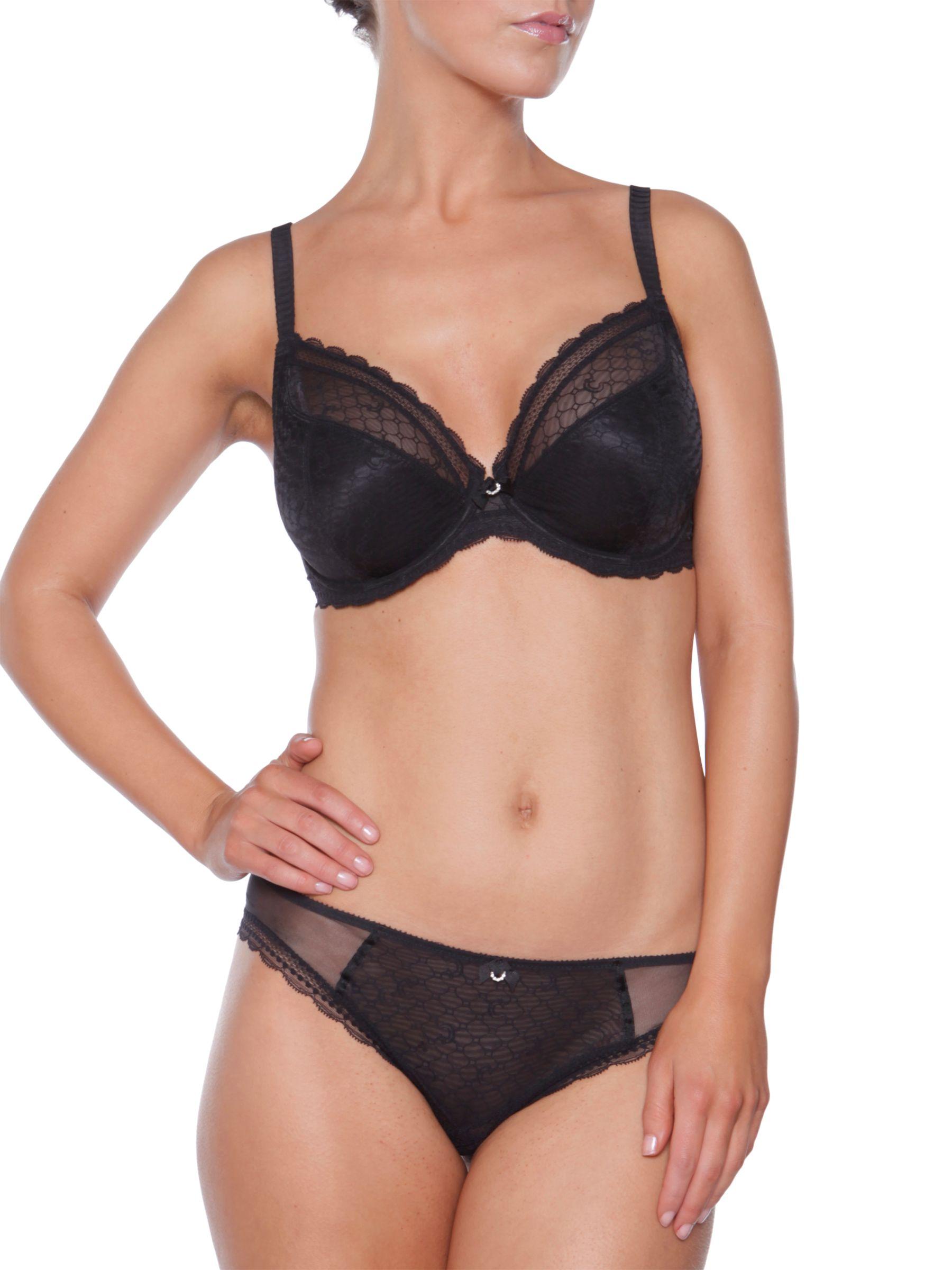 Chantelle C Chic Sexy Plunge Bra, Black