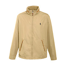 Buy Polo Ralph Lauren Windbreaker Jacket Online at johnlewis.com