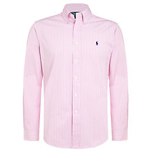 Buy Polo Ralph Lauren Stripe Shirt Online at johnlewis.com