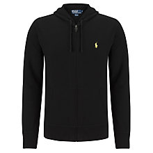 Buy Polo Ralph Lauren Full Zip Hoodie Online at johnlewis.com