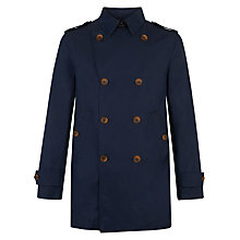 Buy Merc Harold Coat, Navy Online at johnlewis.com