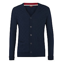 Buy Merc Harvey Cotton Mix Cardigan Online at johnlewis.com