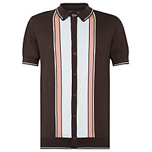Buy Merc Jesse Stripe Polo Shirt Online at johnlewis.com