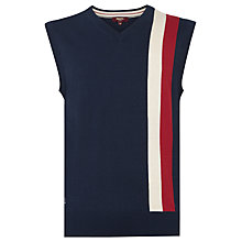 Buy Merc Owen Tank Top, Navy Online at johnlewis.com
