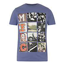 Buy Merc Jacob Graphic T-Shirt Online at johnlewis.com