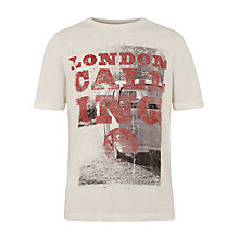Buy Merc Maxwell Print T-Shirt Online at johnlewis.com