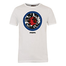 Buy Merc Granville Graphic T-Shirt Online at johnlewis.com