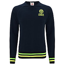 Buy Franklin & Marshall Logo Crew Neck Top Online at johnlewis.com