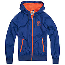 Buy Franklin & Marshall Hood Nylon Jacket Online at johnlewis.com