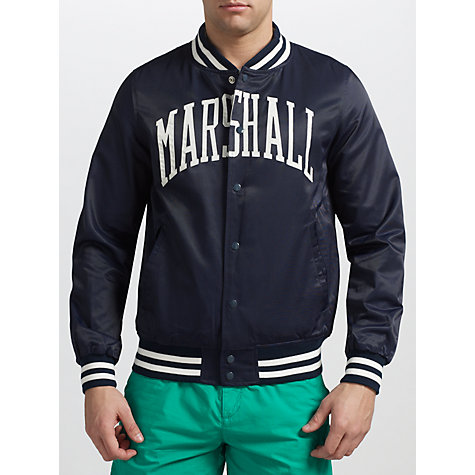 Buy Franklin & Marshall Logo Baseball Jacket Online at johnlewis.com