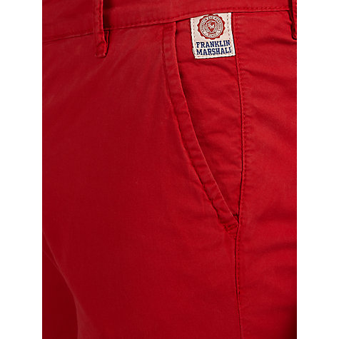 Buy Franklin & Marshall Slim Fit Chinos Online at johnlewis.com
