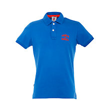 Buy Franklin & Marshall Logo Pique Polo Shirt Online at johnlewis.com