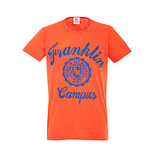 Buy Franklin & Marshall College Campus T-Shirt Online at johnlewis.com