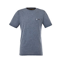 Buy Farah 1920 Spice Dye Short Sleeve T-Shirt Online at johnlewis.com