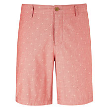 Buy Farah 1920 Pattern Cotton Shorts Online at johnlewis.com