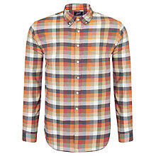 Buy Grayers Pinpoint Check Long Sleeve Shirt Online at johnlewis.com
